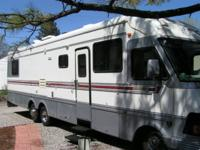 Nice 1994 Newmar Kountry Star 38  with large slideout