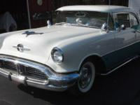 Classic 1956 Oldsmobile Supper 88 2 door hardtop 47,000