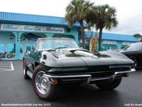 BIG BLOCK STINGRAY ROADSTER Blue Marlin Motors has the