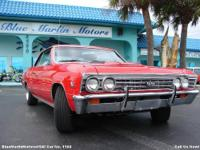 We have a beautiful 1967 Chevelle SS 396 for sale. This