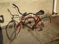Free Spirit 10 speed , maroon color. Newer seat and