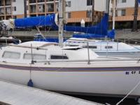 Classic 1972 Catalina 27 The Classic Catalina 27 is
