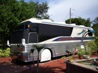 "Classic 40 ft. Silver Eagle Bus Conversion ""REDUCED"" -"