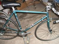 Here is a Nice Vintage 80's BIANCHI Brava Road