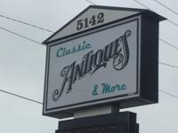 Large antiques sale at 5142 highway 17 Murrles Inlet