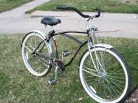 1995 schwinn classic cruiser, 100th annv. edition,