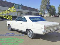 SUPER MUSCLE PARTS located in CA  Restoration Parts &