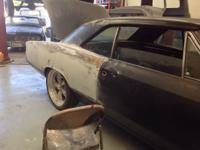 Professional Auto Restoration, Custom Fabrication, and