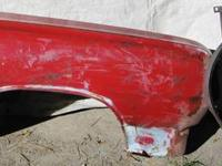 1964-1965 CHEVY MALIBU 1 fender (driver side) $75 1