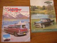 I have 167 back issues of classic chevy world
