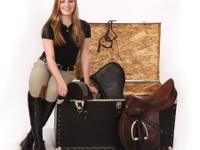 Made in New England!  Equestrian Tack Trunks, Grooming