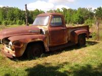 VINTAGE FORD F-100 TRUCK, PLEASE READ: VINTAGE/ NOT A