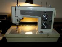 Timeless Kenmore Portable Sewing Machine Design 1430.