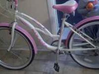 I HAVE A KULANA WOMENS 26' BIKE WE ONLY GOT ON IT A FEW