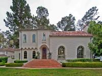 Classic Alta Mesa Mediterranean estate with a full
