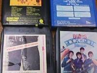 Classic Rock 8 Track Tapes -- I have many more    Get