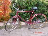 Check this old cruiser. Working condition and actually