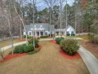 Equestrian farm five miles north of Newnan's