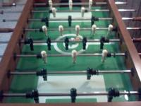 Traditional Sport Fuball table Good Condition,