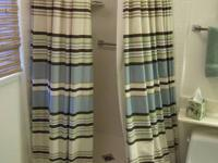 "Two sets of ""Cityscape Stripe"" pattern (72"" x 72"") 100%"