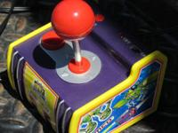 Namco plug & play with 5 classic video games. Pac-Man,