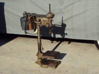 "Classic Vintage 20"" Drill Press W. F. & John Barnes Co."