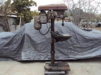 Traditional / Vintage Industrial Delta Drill Press