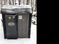 2009 Classic - Wood Burning Central Boiler - used three