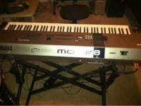 I have a Yamaha Motif 8 for sale. This model Is the