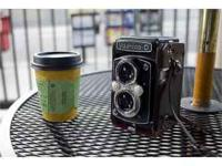 Product Information Equipped with 120 mm film, the
