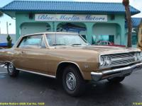 Blue Marlin Motors USA Proudly presents 1965 Chevrolet