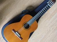 Benjamin Garcia Timeless Guitar.Good condition seems