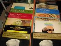 66 Classical LP records in excellent condition. I
