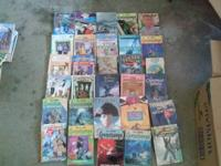 Classroom Lot of Chapter Books. I have 2 boxes FULL of