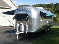 PRICE REDUCED!! This is the Airstream of your dreams -