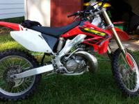 I have a clean 2003 cr 250r for sale. Simply need the