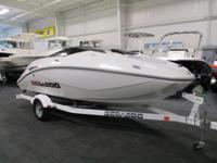 CLEAN 2005 SEA-DOO 180 CHALLENGER WITH ONLY 106 ENGINE