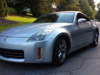 I'm selling my 2006 Nissan 350z. This Z has the 300hp