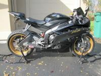 Offering my r6 for sale due to shoulder injury.Runs and