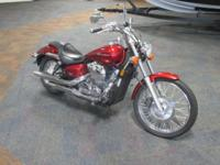 CLEAN 2009 HONDA 750 SHADOW SPIRIT WITH ONLY 2,554