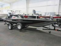 CLEAN 2014 TRACKER 175 TXW PRO TEAM WITH ONLY 28 ENGINE