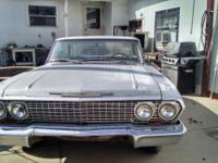 1963 Chevy impala for sale Original interior 350 engine