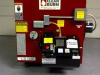 "ALL NEW AND ""FULLY RECONDITIONED"" CLEAN BURN WASTE OIL"