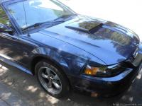 Very Clean 2002 Ford Mustang with only 107,473 miles!