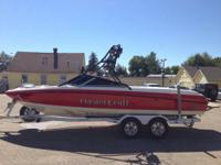 For sale Mastercraft x30. 23' v drive. Lots of