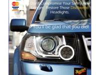 Clear Choice Headlight Restoration.  show contact