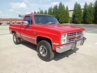 ()*&UIOIU)&*)(*)This is a 1986 Chevrolet C-10 Silverado