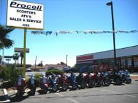 Call  OPEN 8am to 8pm Every DayProcell Motorsports