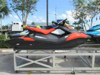 CLEARANCE! NEW 2016 Sea-Doo Spark 3-Up Rotax 900 HO ACE