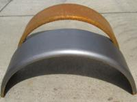 Single and Tandem Axle Fenders For an Investment from